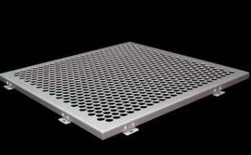 冲孔铝单板规格